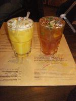 Grinch cocktails