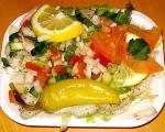 Persian tasty grill salad2