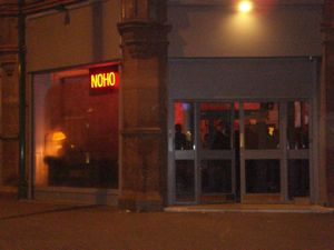 Noho Manchester Northern Quarter