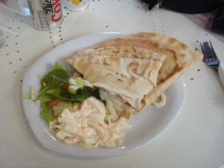 Bread&butter piadina